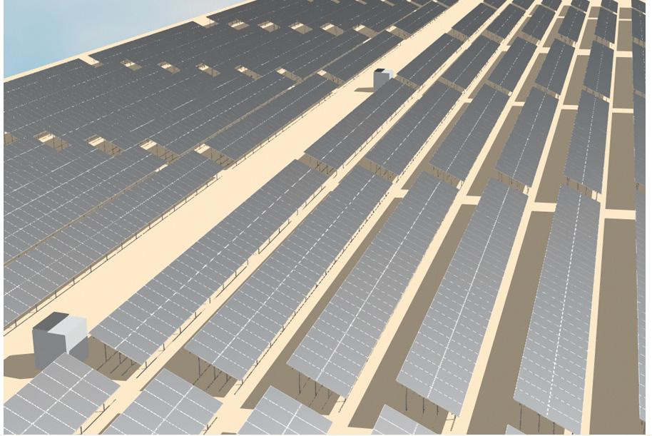 太陽光発電シミュレーションのイメージ