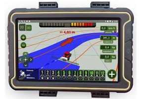 農機ガイダンスシステムのイメージ